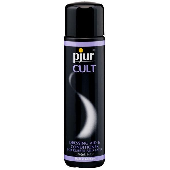 Pjur Cult para Latex 100 ml 1