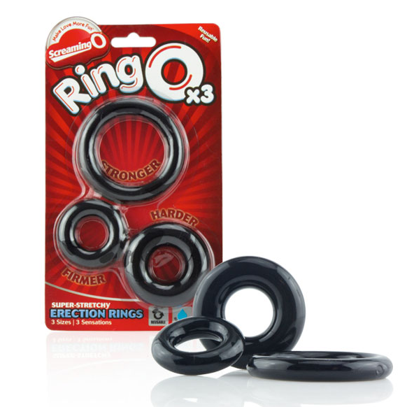Screaming O Ring O X 3 3
