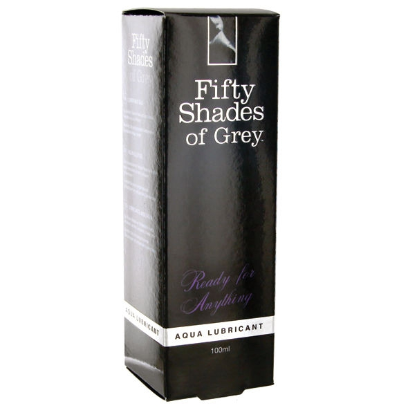 Lubricante Base Agua 100ml Fifty Shades Of Grey 3