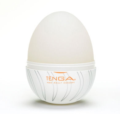 TENGA Huevo Masturbador Naranja 2